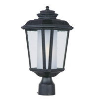 Maxim Lighting Radcliffe EE 1 Light Outdoor Pole/Post Mount in Black Oxide 85660CDFTBO
