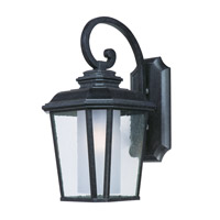 Maxim Lighting Radcliffe EE 1 Light Outdoor Wall Mount in Black Oxide 85664CDFTBO