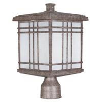 Maxim Lighting Sienna Energy Efficient 1 Light Outdoor Post in Earth Tone 85690FSET