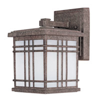 Maxim Lighting Sienna Energy Efficient 1 Light Outdoor Wall Mount in Earth Tone 85692FSET