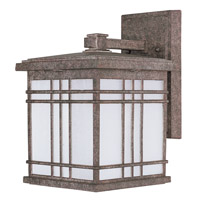 Maxim Lighting Sienna Energy Efficient 1 Light Outdoor Wall Mount in Earth Tone 85693FSET