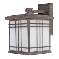 Maxim Lighting Sienna Energy Efficient 1 Light Outdoor Wall Mount in Earth Tone 85694FSET