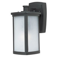 Maxim Lighting Terrace Energy Efficient 1 Light Outdoor Wall Mount in Bronze 85752FSBZ