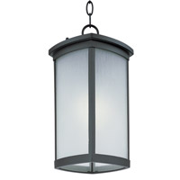 Maxim 85759FSBZ Terrace EE 1 Light 8 inch Bronze Outdoor Hanging Lantern