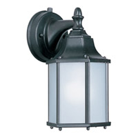 Maxim Lighting Side Door Energy Efficient 1 Light Outdoor Wall Mount in Empire Bronze 85926EB