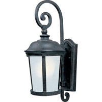 Dover Energy Efficient 1 Light 32 inch Bronze Outdoor Wall Mount