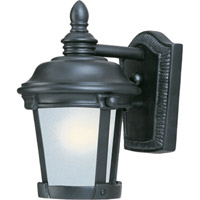 Maxim Lighting Dover Energy Efficient 1 Light Outdoor Wall Mount in Bronze 86096FSBZ