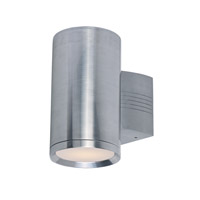 Maxim 86101AL Lightray LED 5 inch Brushed Aluminum Wall Sconce Wall Light
