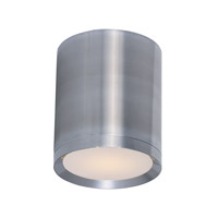 Maxim Lighting Lightray 1 Light LED Flush Mount in Brushed Aluminum 86104AL