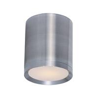 Maxim 86104AL Lightray LED 5 inch Brushed Aluminum Flush Mount Ceiling Light