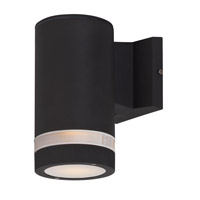 Maxim Lighting Lightray 1 Light LED Wall Sconce in Architectural Bronze 86110ABZ