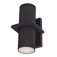 Maxim Lighting Lightray 2 Light LED Wall Sconce in Architectural Bronze 86115ABZ
