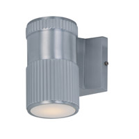 Maxim Lighting Lightray 1 Light LED Wall Sconce in Brushed Aluminum 86122AL