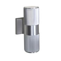 9dfe72db98e Maxim 86126AL Lightray LED 4 inch Brushed Aluminum Wall Sconce Wall Light