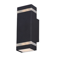 Maxim Lighting Lightray 2 Light LED Wall Sconce in Architectural Bronze 86129ABZ