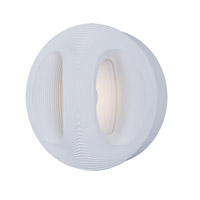Influx LED 10 inch White Outdoor Flush Mount