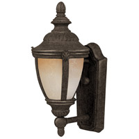 Maxim 86183LTET Morrow Bay Energy Efficient 1 Light 14 inch Earth Tone Outdoor Wall Mount