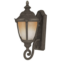 Morrow Bay Energy Efficient 1 Light 20 inch Earth Tone Outdoor Wall Mount