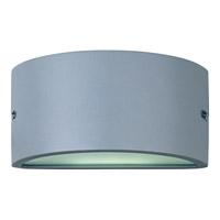 Maxim 86197WTPL Zenith EE 1 Light 5 inch Platinum Outdoor Wall Mount
