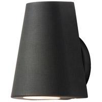 Maxim 86199BK Mini LED 6 inch Black Outdoor Wall Mount