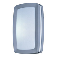 Maxim Lighting Zenith Energy Efficient 2 Light Outdoor Wall Mount in Platinum 86201WTPL