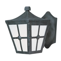 Maxim Lighting Castille 1 Light EE Outdoor Wall Lantern in Country Forge 86231FTCF