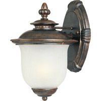 Cambria Energy Efficient 1 Light 11 inch Chocolate Outdoor Wall Mount