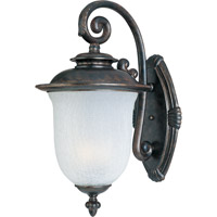 Cambria Energy Efficient 1 Light 18 inch Chocolate Outdoor Wall Mount