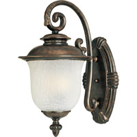 Maxim Lighting Cambria Energy Efficient 1 Light Outdoor Wall Mount in Chocolate 86295FCCH