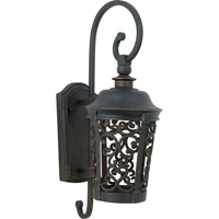 Maxim Lighting Whisper Dark Sky Energy Efficient 1 Light Outdoor Wall Mount in Bronze 86393BZ