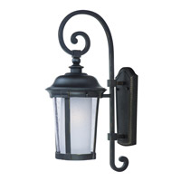Maxim Lighting Dover EE 1 Light Outdoor Pole/Post Mount in Bronze 86593CDFTBZ