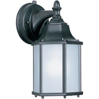 Maxim Lighting Side Door Energy Efficient 1 Light Outdoor Wall Mount in Empire Bronze 86926EB