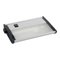 Maxim Lighting CounterMax MX-X12-LX 1 Light Under Cabinet Kit in Brushed Aluminum 87459AL
