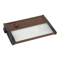 Maxim Lighting CounterMax MX-X12-LX 1 Light Under Cabinet Kit in Anodized Bronze 87459BRZ photo thumbnail
