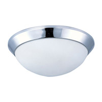 Maxim 87564SWPC Mode LED LED 13 inch Polished Chrome Flush Mount Ceiling Light
