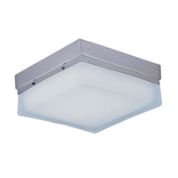 Maxim Lighting Illuminare LED Flush Mount in Satin Nickel 87578FTWTSN