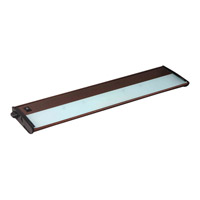 Maxim Lighting CounterMax MX-X120c 3 Light Under Cabinet in Metallic Bronze 87842MB
