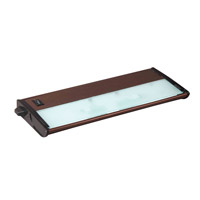 Maxim Lighting CounterMax MX-X12 2 Light Under Cabinet in Metallic Bronze 87861MB photo thumbnail