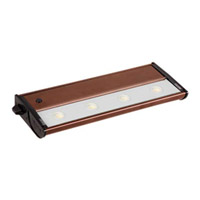 Maxim Lighting CounterMax MX-L120D 4 Light Under Cabinet in Metallic Bronze 87963MB photo thumbnail
