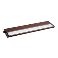 Maxim Lighting CounterMax MX-L120D 6 Light Under Cabinet in Metallic Bronze 87964MB photo thumbnail