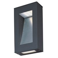 Maxim Lighting Cove 2 Light LED Wall Sconce in Architectural Bronze 88260ABZ
