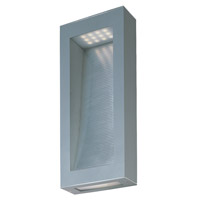 Maxim Lighting Cove 2 Light LED Wall Sconce in Platinum 88264PL