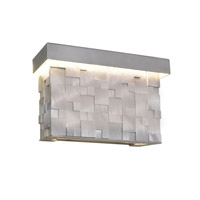 Maxim Lighting Mosaic LED Wall Sconce in Brushed Aluminum 88285AL