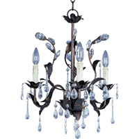 Maxim Lighting Grove 3 Light Mini Chandelier in Oil Rubbed Bronze 8833OI