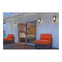 Maxim Lighting New Age LED 1 Light Outdoor Wall Mount in Texture Ebony 88352CLTE alternative photo thumbnail