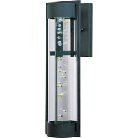 New Age LED LED 22 inch Texture Ebony Outdoor Wall Mount