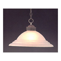 Maxim Lighting Navajo 1 Light Pendant in Pewter 8901PE