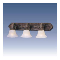 Maxim Lighting Harvest Wheat 3 Light Bath Vanity in Acorn 8938HWAC