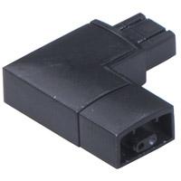 Maxim 89830BK CounterMax MX-L-24-SS Black Under Cabinet Accessory