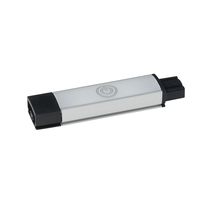 Maxim 89835AL CounterMax MX-L-24-SS Brushed Aluminum Under Cabinet Accessory